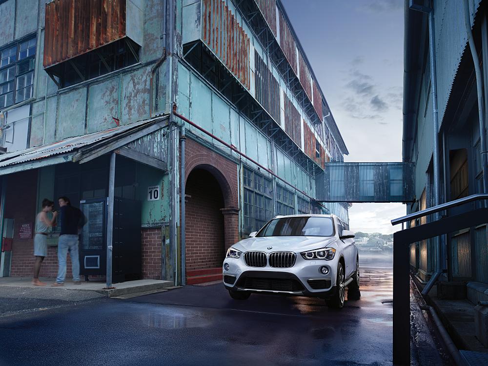 BMW X1 Specs