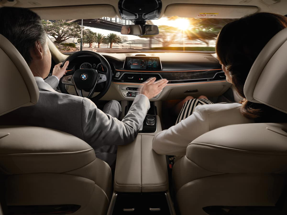 BMW 7 Series Driving Experience