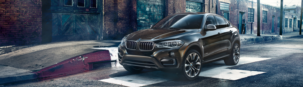 2019 BMW X6 Lease Offers