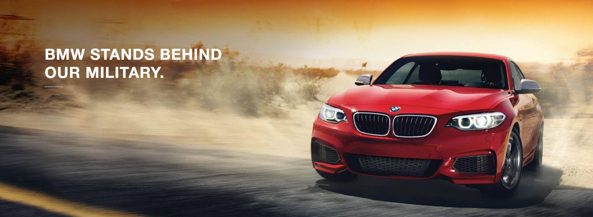 Military Discount at BMW Westchester NY | BMW of Westchester