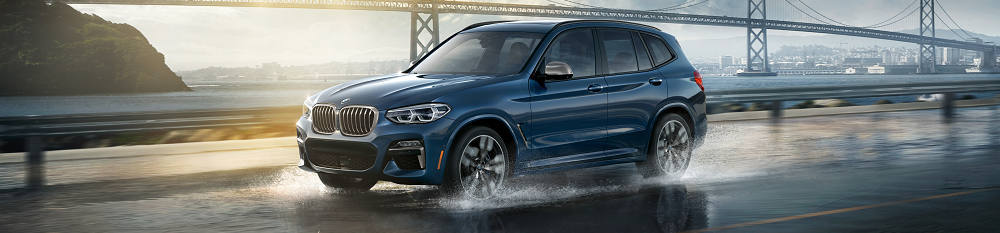 Pre-Owned BMW X3 Lease Offers