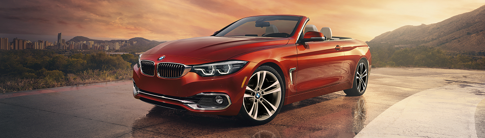 Pre-Owned BMW 4 Series Lease Offers