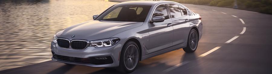 BMW 5 Series Trim Levels