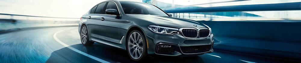 2019 BMW 5 Series Trims