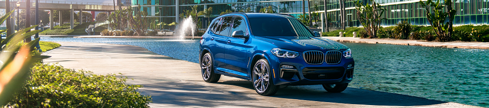 2019 BMW X3 Trims