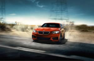 Safety Features of BMW 2 Series