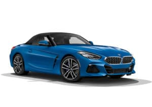 BMW Z4 Driving Experience
