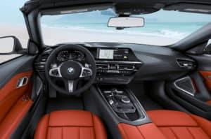 BMW Z4 Interior Comfort
