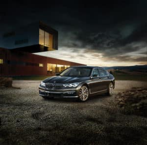 BMW M760i xDrive Performance