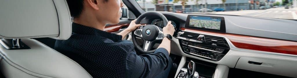 White Plains, New York   BMW 5 Series Review