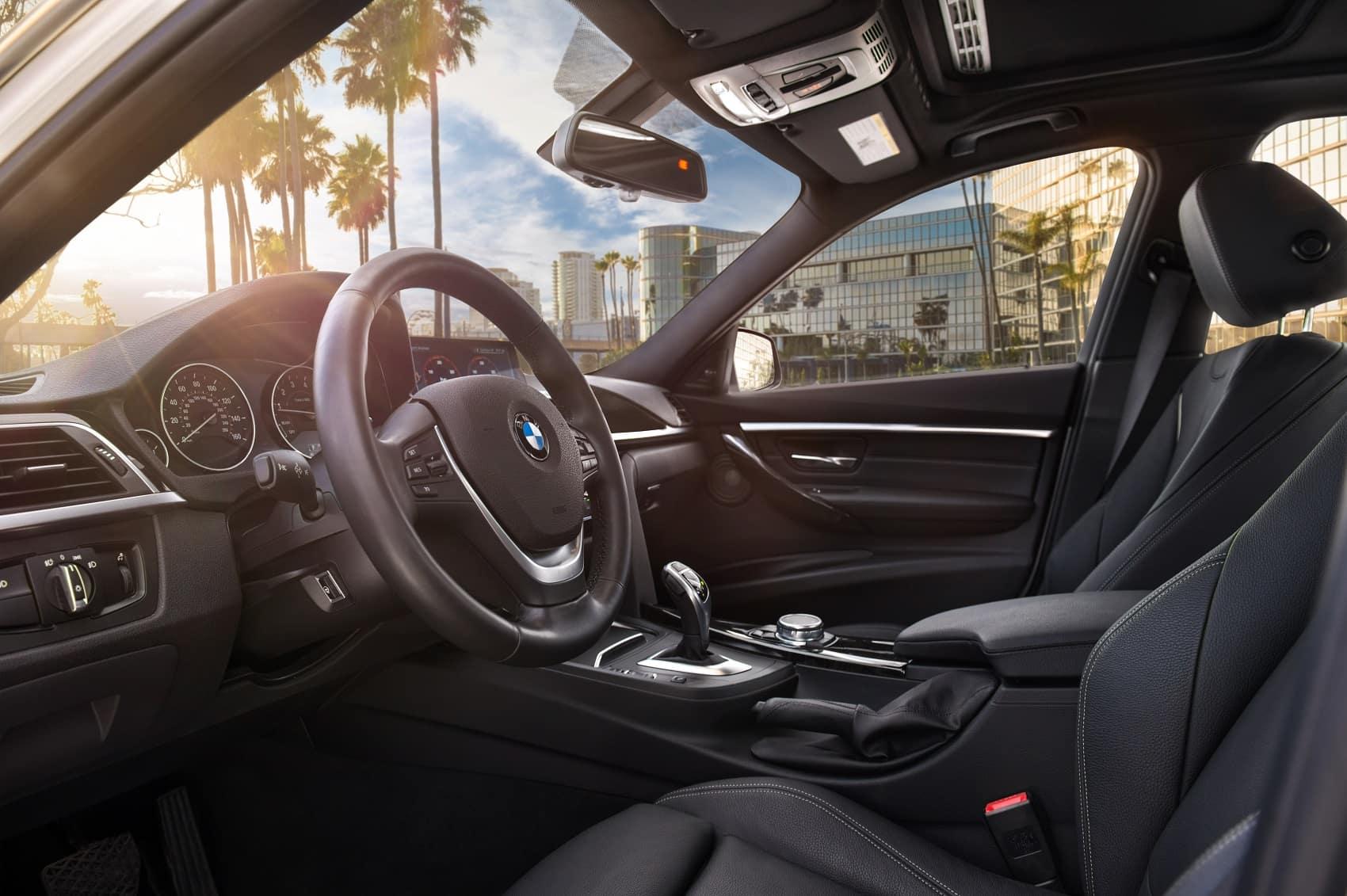 BMW 3 Series Interior   White Plains, NY