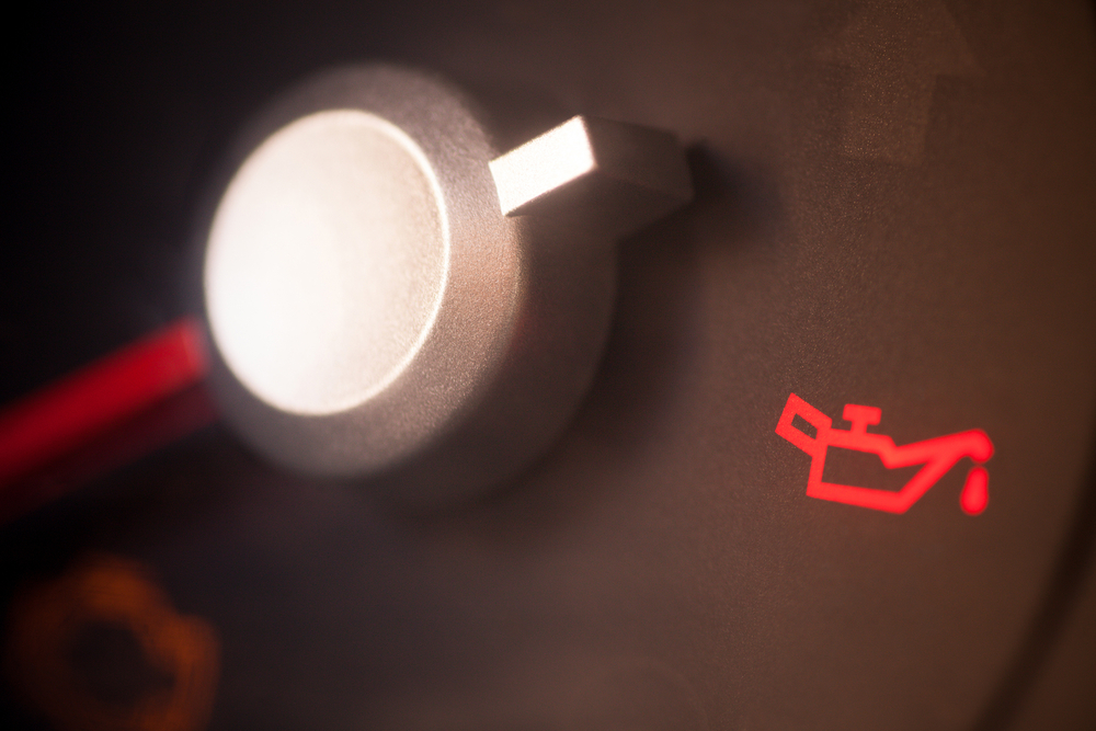 Engine Oil Pressure Light
