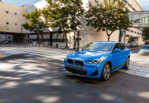 BMW X2 MPG