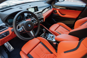 BMW X2 Interior White Plains, NY