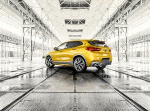 BMW X2 Lease White Plains NY
