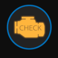 Check Engine Dashboard Light