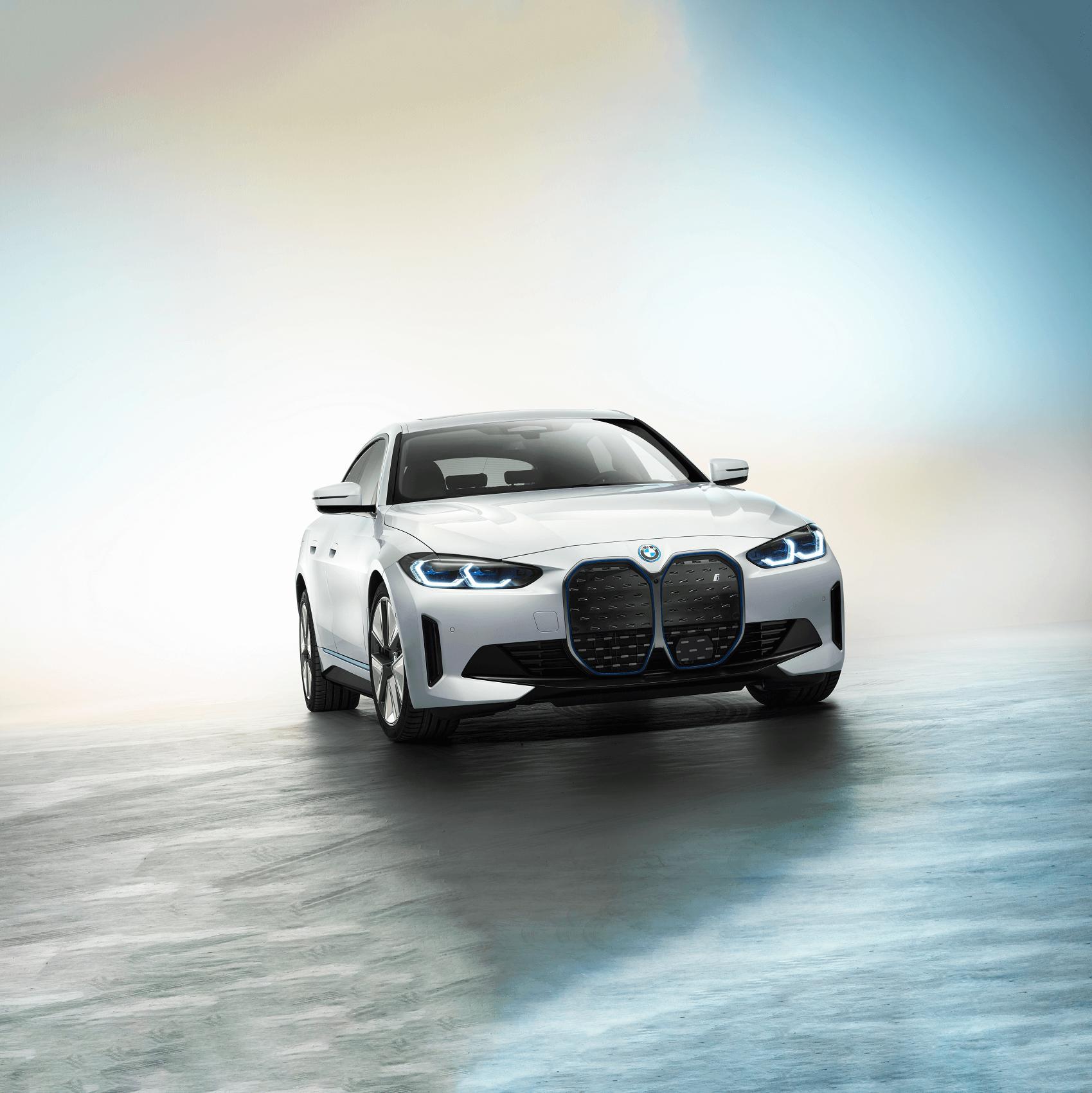 BMW i4 Specs
