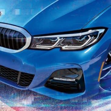 2019 BMW 3 Series portimao blue metallic