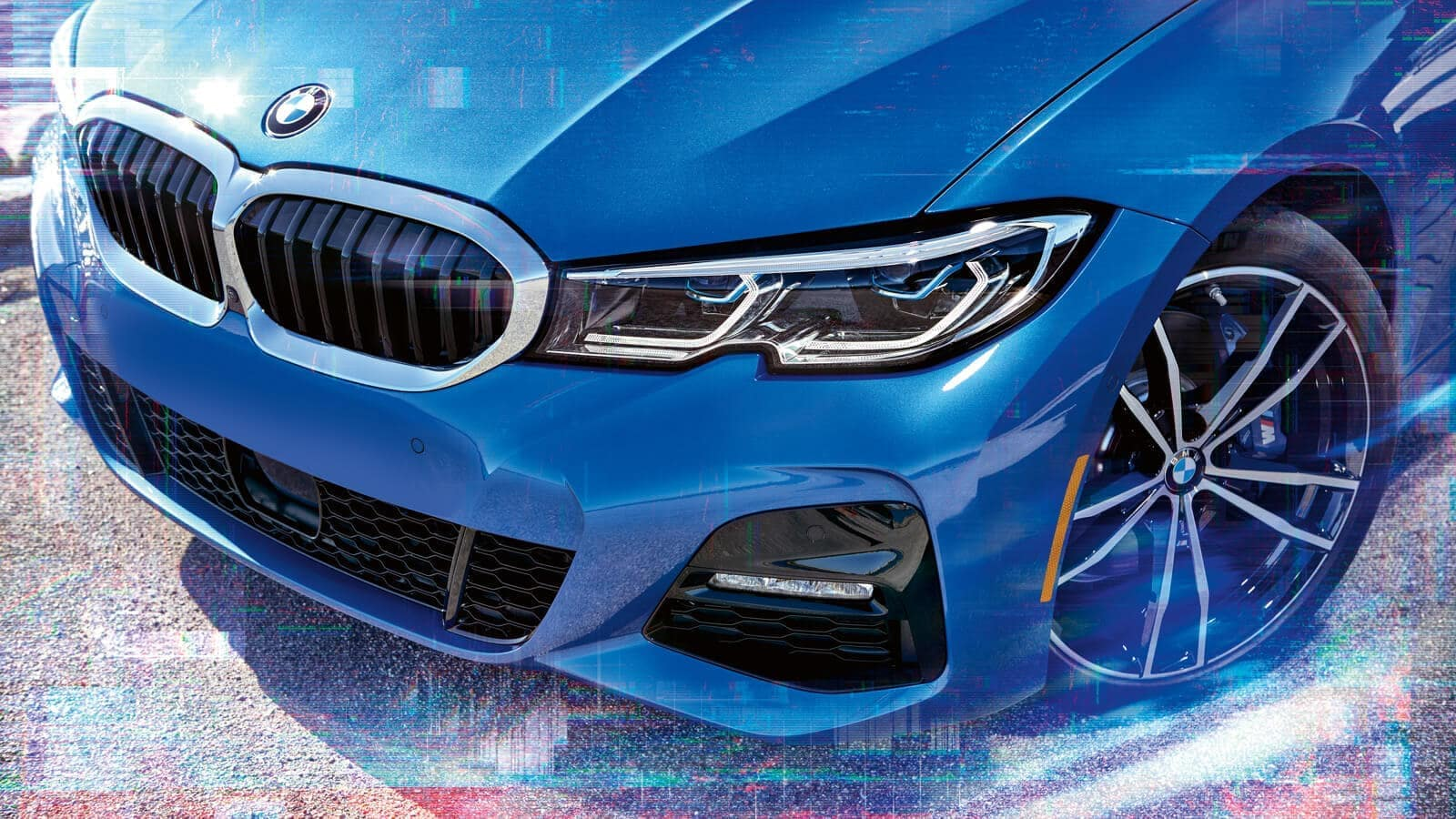 2019 BMW 3 Series portimao blue metallic