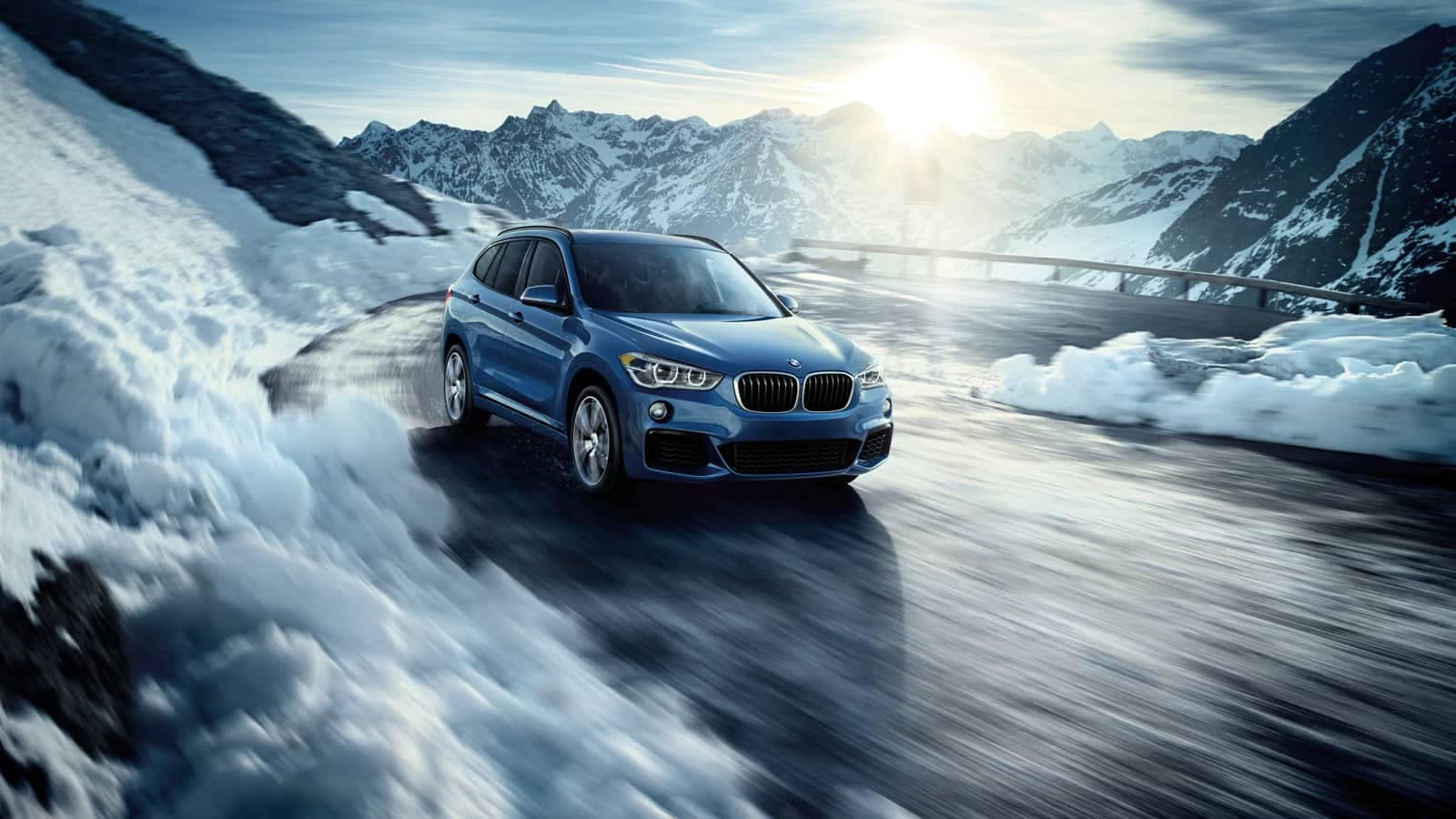 2019 BMW X1 all road traction