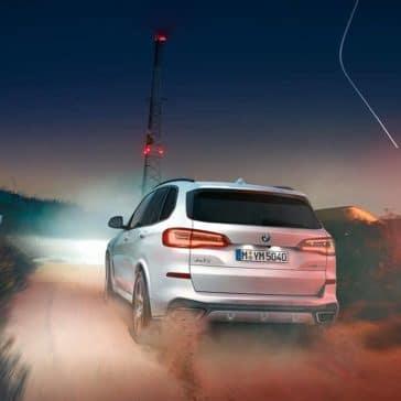 2019 BMW X5 exterior rear