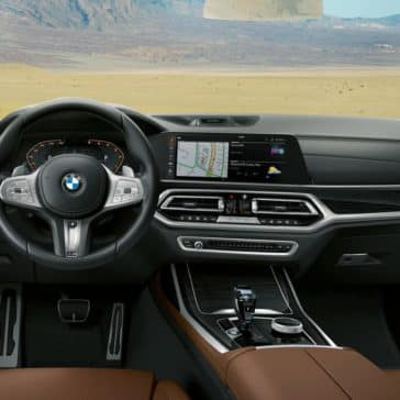 2019-BMW-X7-central-information-display