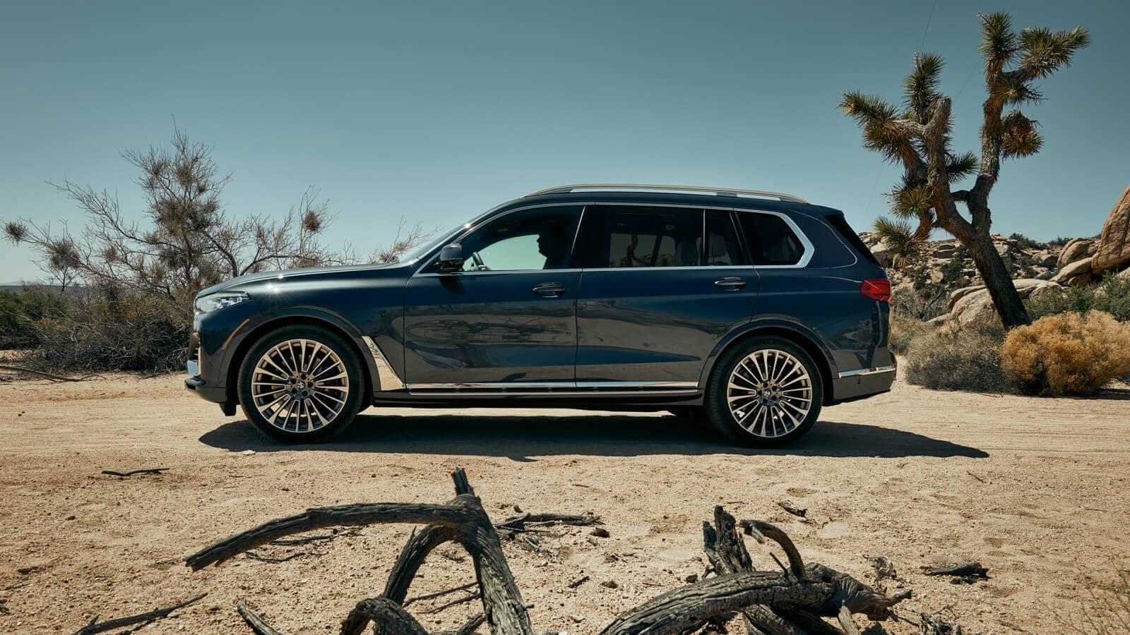 2019-BMW-X7-stunning-profile