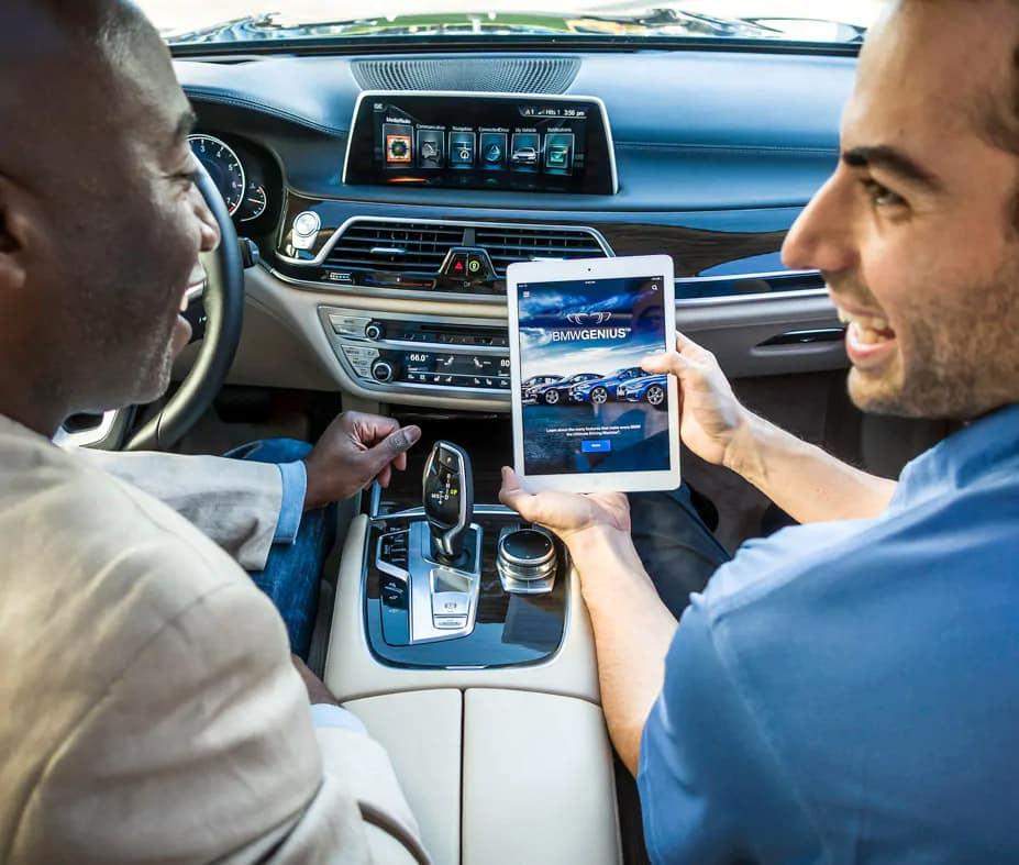 BMW Genius Program app