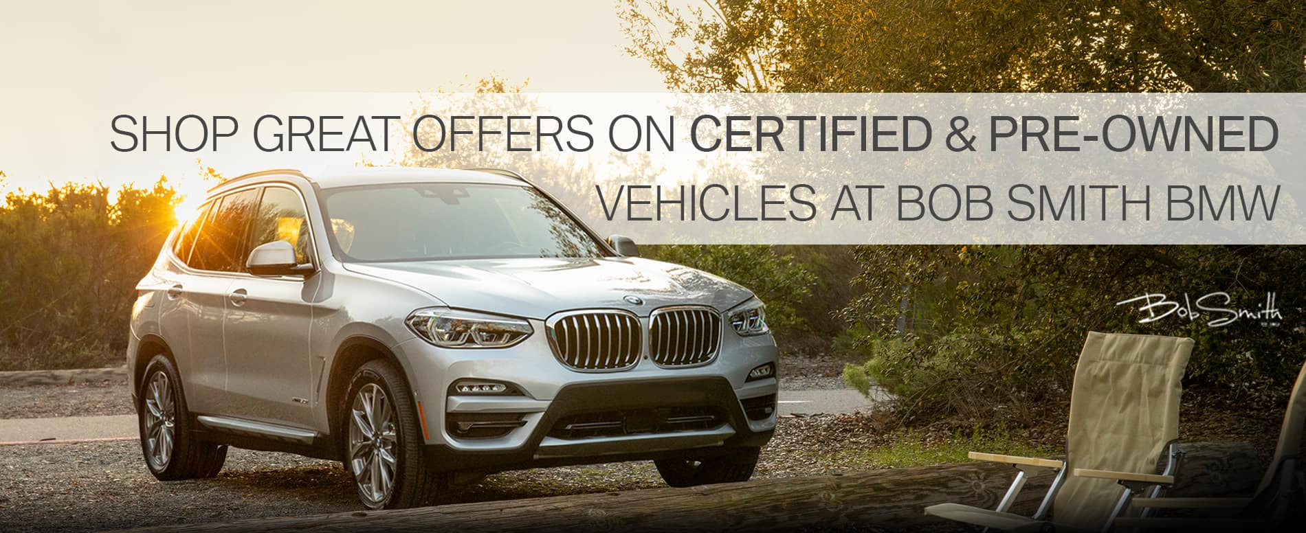 Certified Pre Owned BMW >> Bmw Certified Pre Owned Offers Bob Smith Bmw