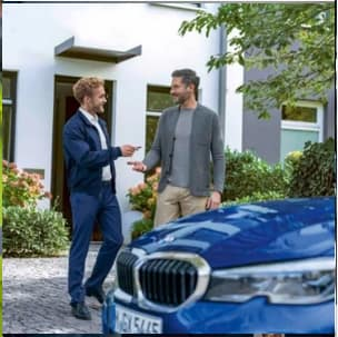 BMW Certified 3 series, BMW Certified 5-series, BMW Certified Sales Person, BMW Certified Customer, BMW Certified at home