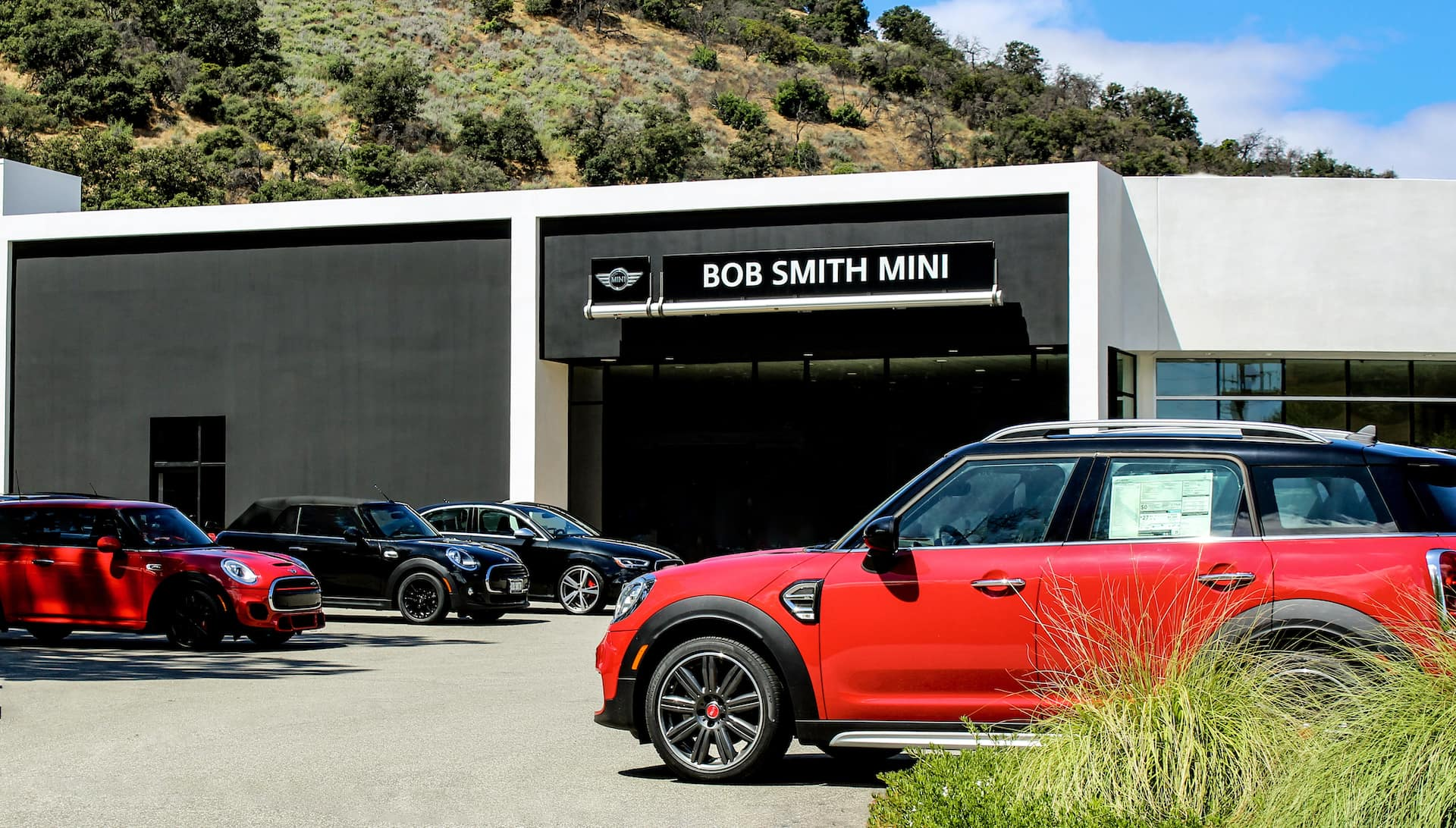 Bob Smith MINI Storefront
