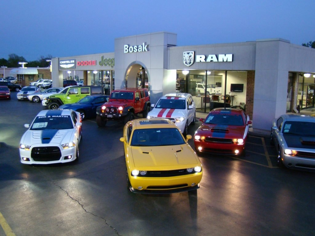 Chrysler Dodge Jeep Ram And Used Car Dealer In