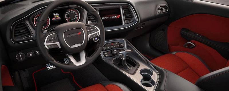 2016 Dodge Challenger Interior