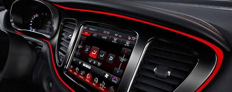 2016 Dodge Dart Interior