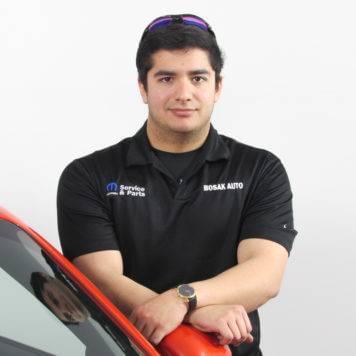 Aaron Miranda