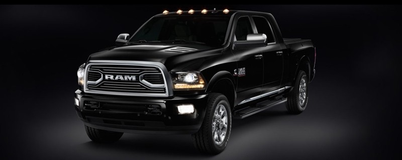 2018 Ram Limited Tungsten Edition