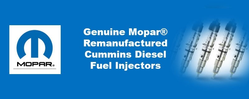 6.7 L Cummins Reman Engines
