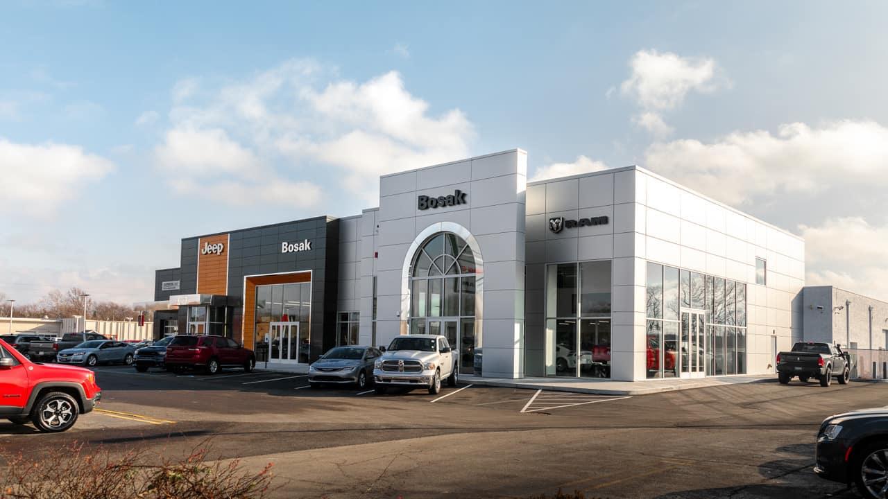 Bosak Motors