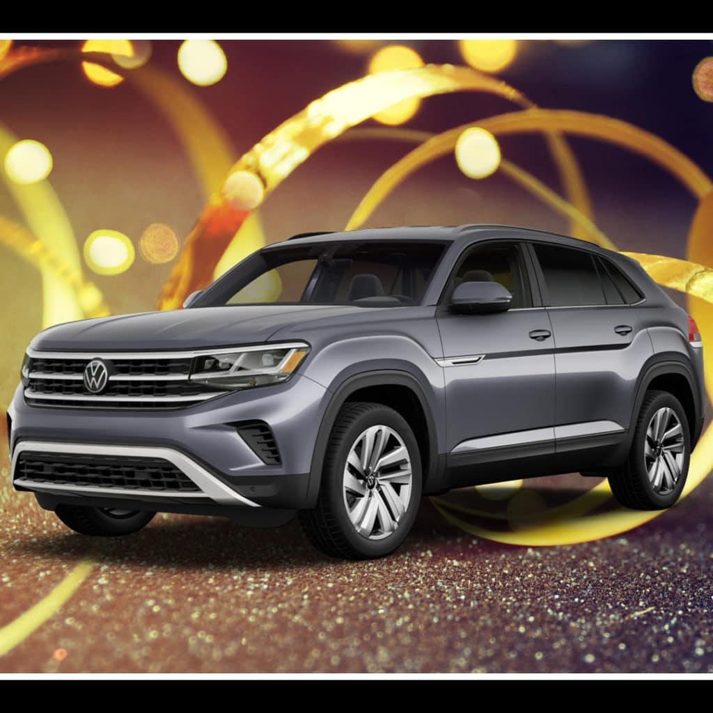 New 2021 Volkswagen Atlas Cross Sport SE w/ 4MOTION & TECH