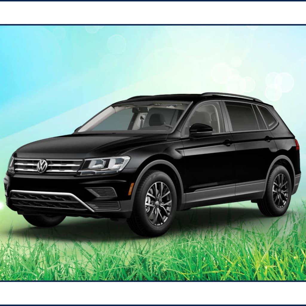 New 2021 Volkswagen Tiguan S w/ 4MOTION