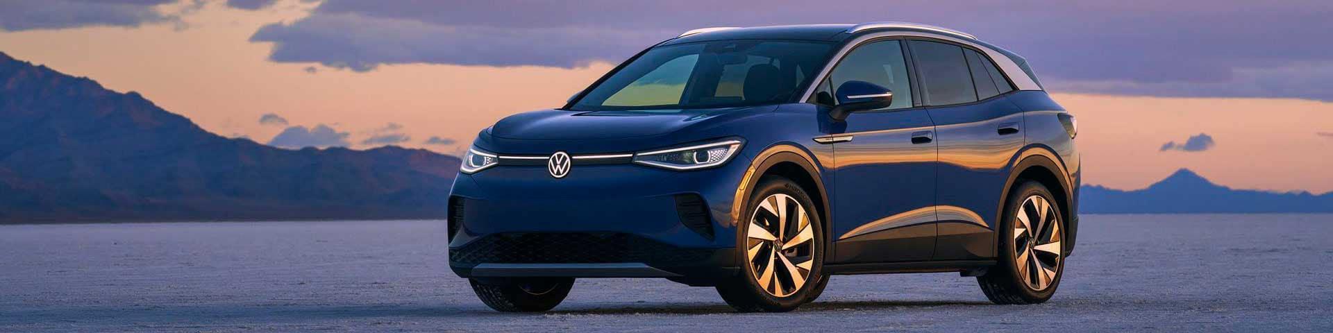 Volkswagen Electric vehicles in Burlington