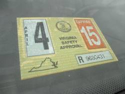 Virginia Vehicle Safety Inspection