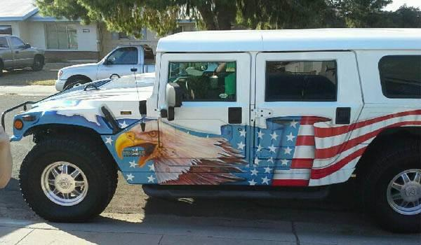 The 10 Most American Paint Jobs We Have Ever Seen Carlotz
