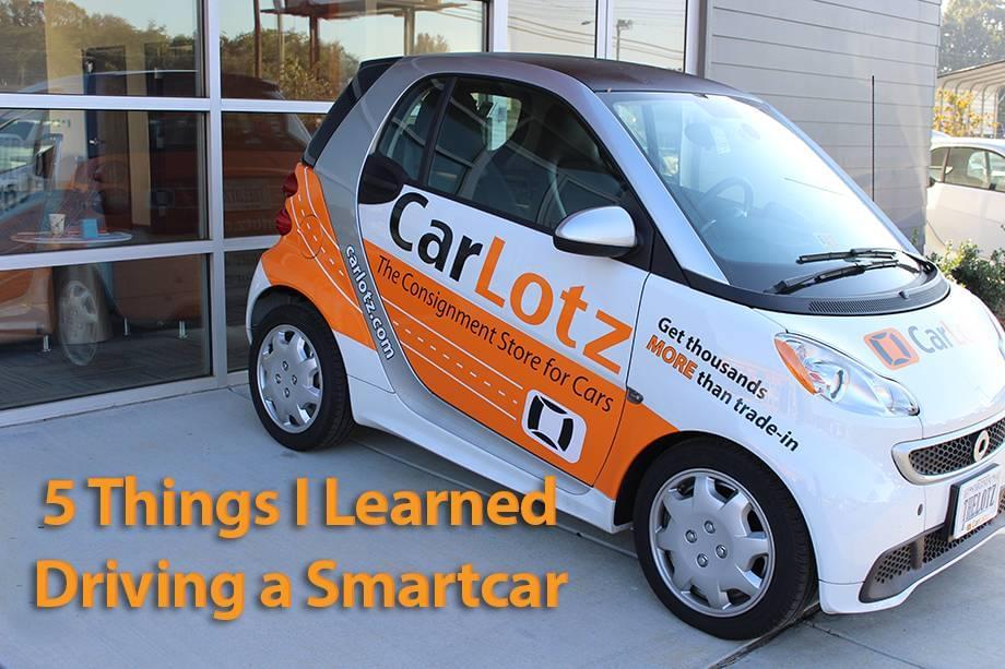 Carlotz Smart Car