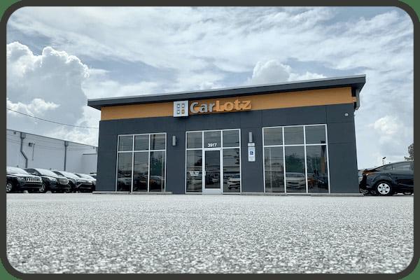 Greensboro - hub exterior