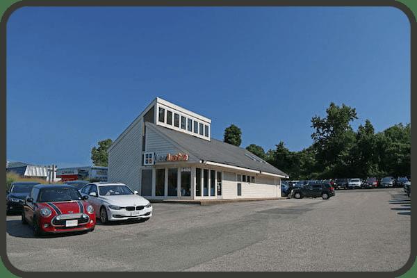 Richmond - hub exterior