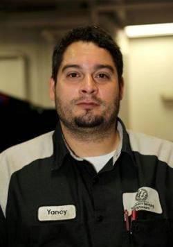 Yancey Vega