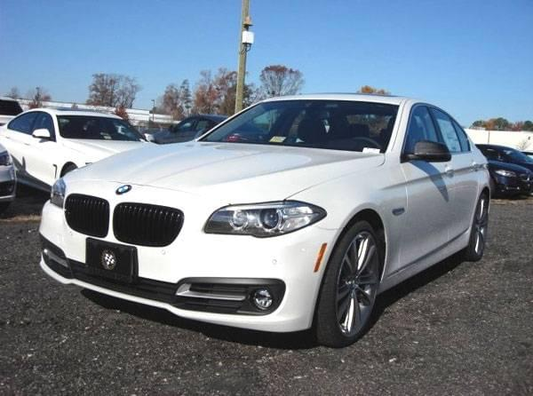 New 2016 BMW 528i