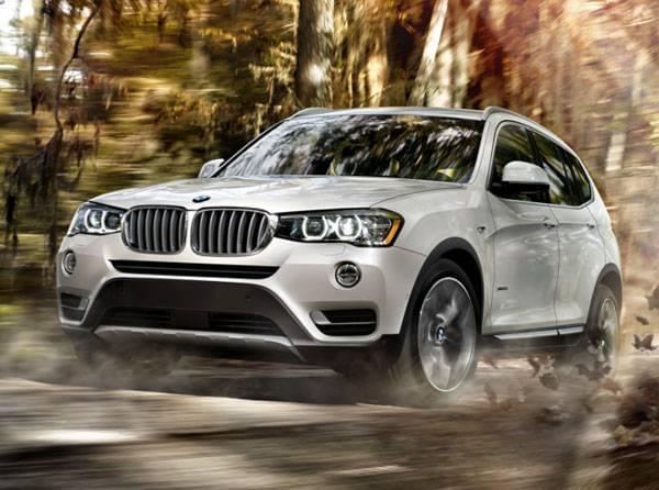New 2017 BMW X3 sDrive 28i