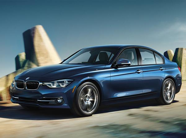 New 2017 BMW 320i Sedan